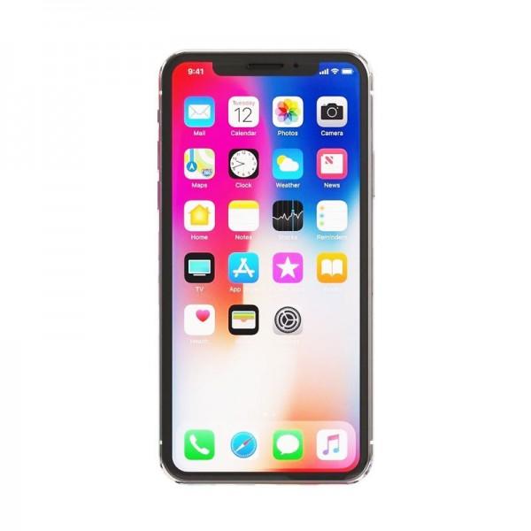 iPhone X 256GB Silver recondicionado