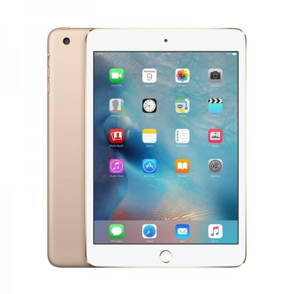 iPad Mini 3 64GB recondicionado Gold Wi-Fi + Cellular