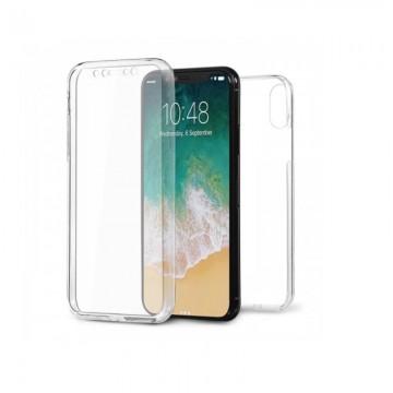 Capa Silicone 360º iPhone X