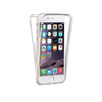 Capa Silicone 360º iPhone 7