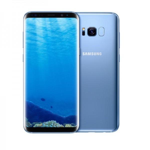 Galaxy S8 Plus 64GB Coral Blue recondicionado
